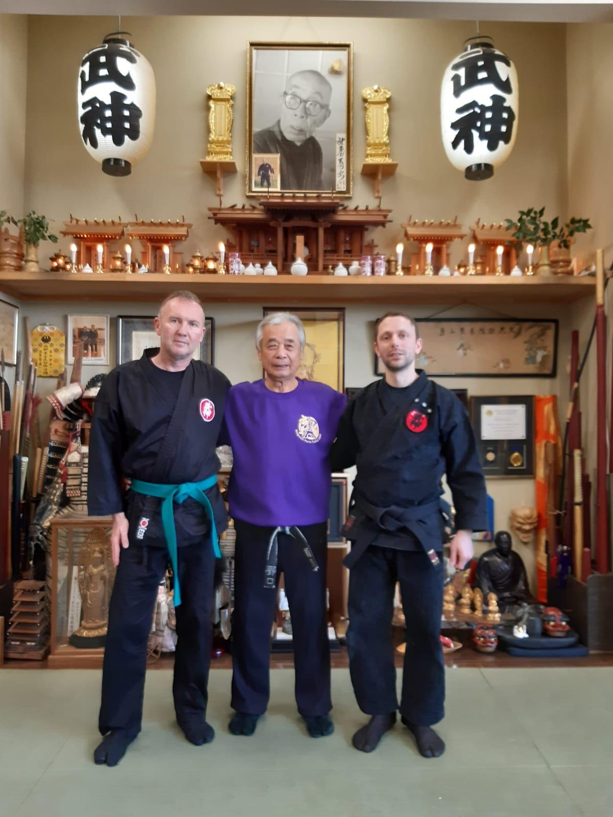 Japon, Noguchi Sensei