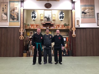 Japon, Sakasai Sensei